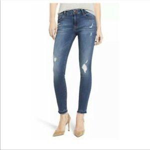 DL1961 Florence Instasculpt High Rise Skinny Jeans